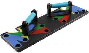 Push up rack tablero 9 en 1