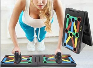 opiniones push up rack board